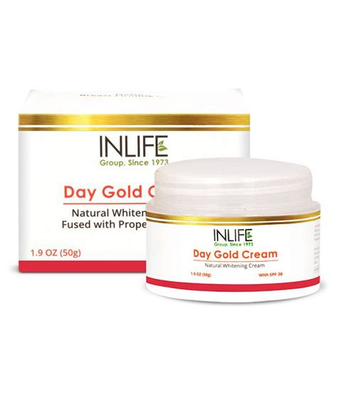 N1 Lotion Mumtaza Walet Herbal Whitening inlife day gold 50 gm with spf 20 for skin whitening acne scars buy inlife