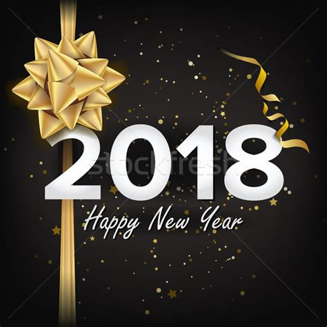 free happy new year card template new year card 2018 template merry happy new