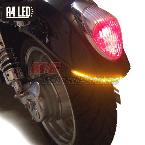 universal led tail lights 50cm integrated turn tail light signal light led strip fit