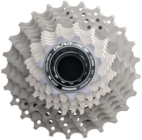 dura ace 11 speed cassette shimano dura ace 9000 11 speed cassette