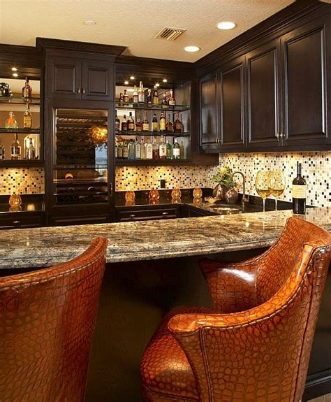 bar decorating ideas for home some cool home bar design ideas