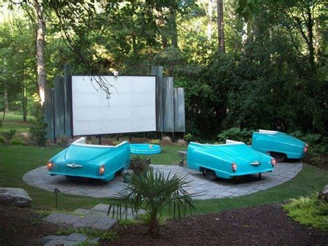 Backyard Drive In Outdoors Cause I Need 2 Get Outside More Now