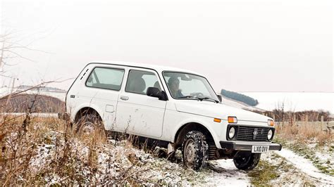 Lada Niva Top Gear The Coolest Utilitarian Cars From Lada Niva To