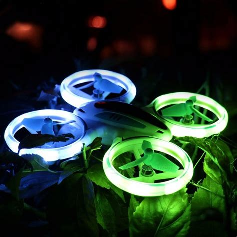 Dwi Dowellin HX759 Mini RC Quadcopter Drone Remote Control Helicopter 2.4GHz 4CH 6 Axis Gyro