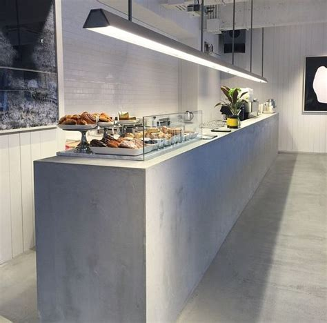 concrete countertops in restaurants and saturdays surf nyc open new store in japan love the