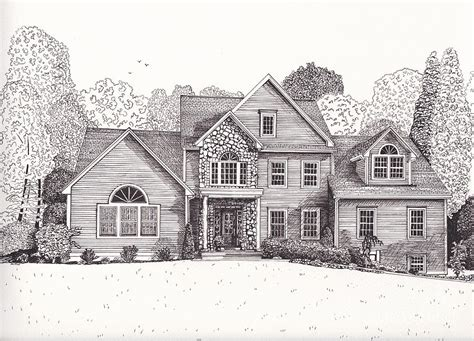 drawings of houses drawing of house new calendar template site
