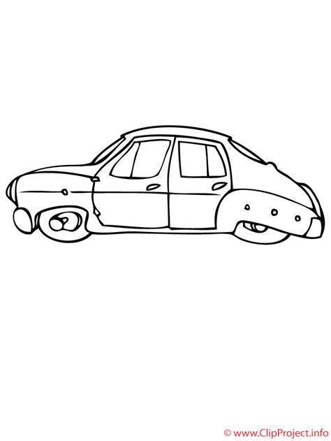 Auto Malen Mit Kindern by Pkw Malvorlage Basteln Mit Kindern