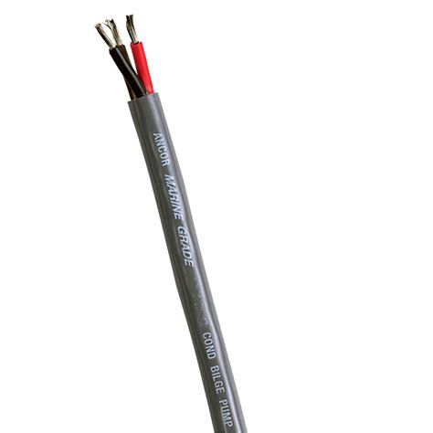 electrical wire sold by the foot ancor bilge cable 16 3 stow a jacket 3x1mm 178