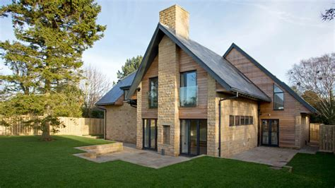 West Yorkshire Home renovation with extensive landscaping.