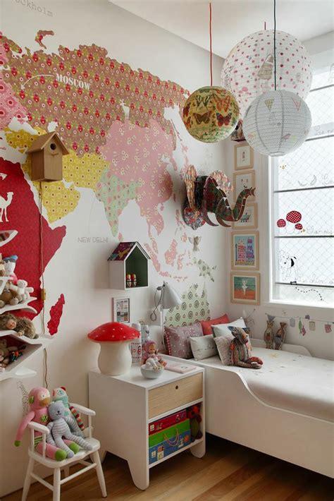 science wallpaper bedroom tienda online telas papel un mapa de papel pintado en