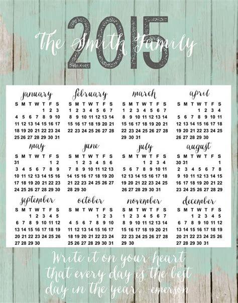 printable calendar 2015 quotes 2015 printable calendars