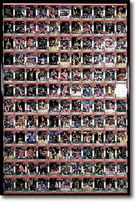 86 87 Fleer Basketball Card Template Photoshop by Modern Masterpiece A Look At The 1986 87 Fleer