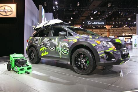 pimped subaru outback tricked out outback autos post