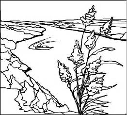 Landscape Colouring Pictures Free Coloring Pages Of Landscape