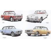 Classic Triumph Saloon Cars Dolomite Sprint Herald 2000