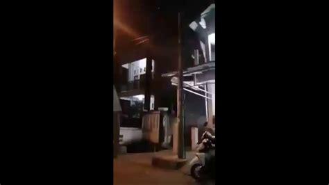 detik v heboh detik detik polisi bekuk perok bersenjata api