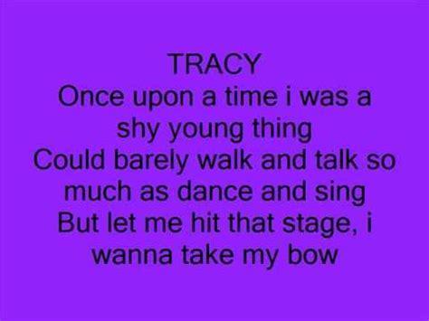 I M A Big hairspray i m a big now w lyrics
