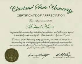 formal certificate of appreciation template images for formal certificate of appreciation template