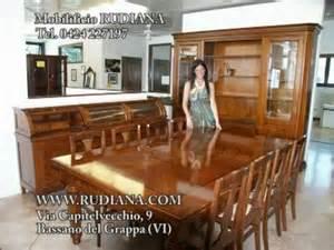 rudiana tavoli offerte novembre 2009 mobilificio rudiana di bassano
