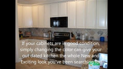 youtube refinishing kitchen cabinets kitchen cabinet refinishing jacksonville fl youtube