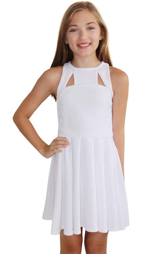 middle school girls dresses the summer dress 2569 white middle school dances