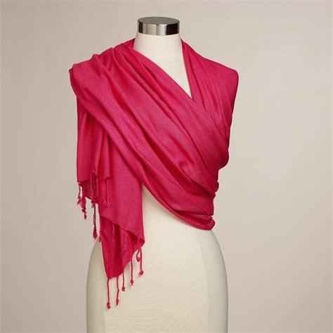 Pashmina Pink pink pashmina shawl world market