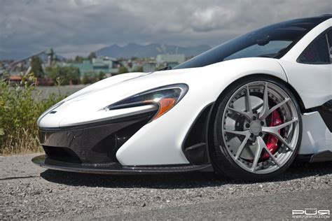 Wheels Mclaren P1 Merah 2015 featured fitment mclaren p1 with pur 4our m2 wheels