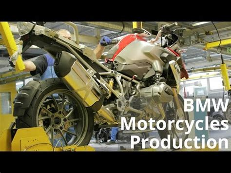 Bmw Motorrad Factory Tour Berlin by Bmw Motorcycle Assembly Berlin Plant Doovi