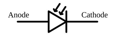 photodiode symbol file photodiode symbol svg wikimedia commons