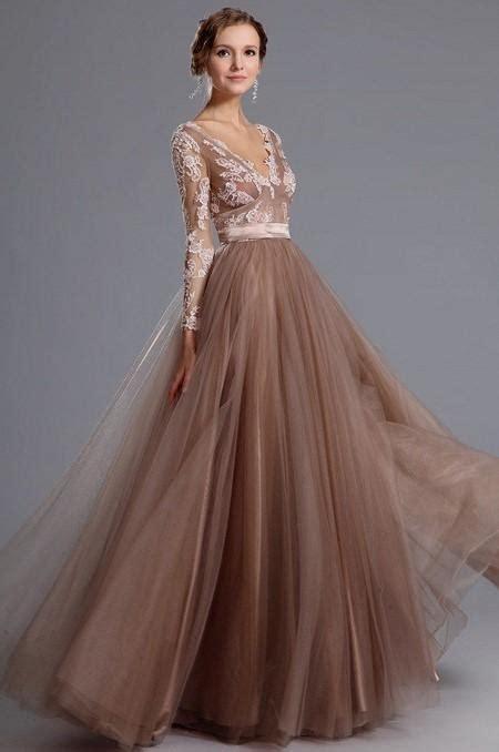 Dress Brown light brown prom dresses naf dresses