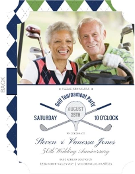 Wedding Anniversary Outing Ideas by 50th Anniversary Invitations
