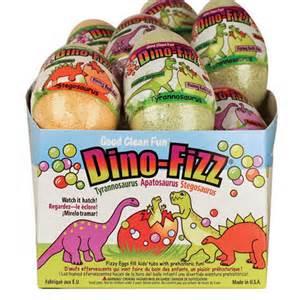 Dino Value Dino Egg Bath Bomb Fizzy For Value Pack Smith