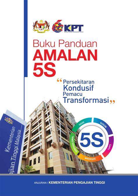Buku Panduan Praktis Seminar buku panduan 5s kpt