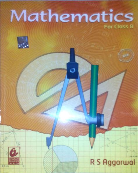 Mathematics For Mba By Rs Aggarwal Pdf Free by Class 8 Icse Maths Book Rs Aggarwal Maths Book Class 8
