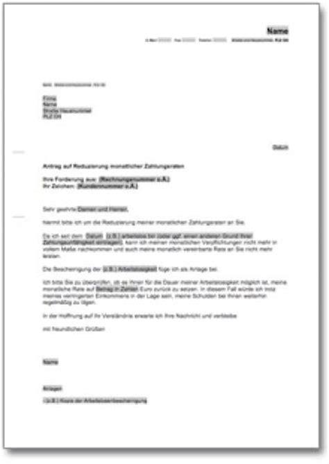 Musterbrief Kredit Bearbeitungsgeb Hr Zur Ckfordern antrag auf reduzierung der zahlungsraten bei verbraucherinsolvenzverfahren