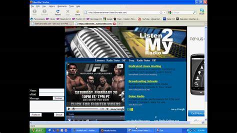tutorial dj online virtual dj tutorial broadcasting or creating an online