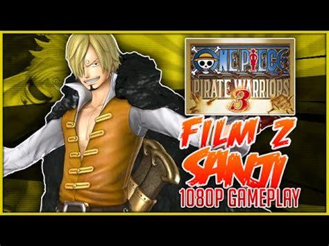 film z one piece youtube one piece pirate warriors 3 film z sanji gameplay ワンピース