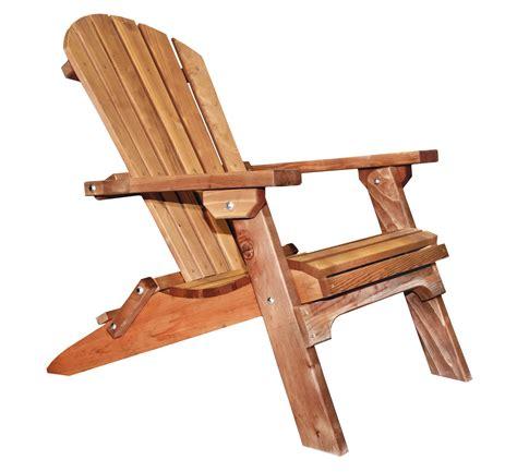 western cedar adirondack chair exterior stain finish