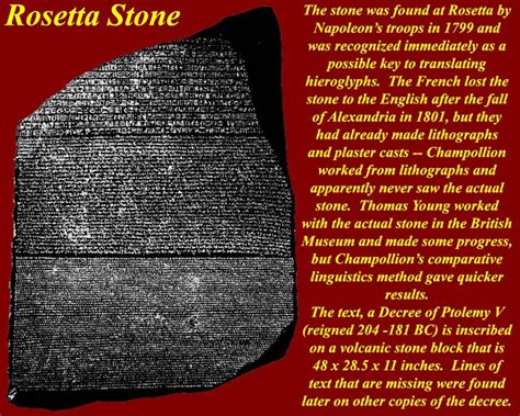rosetta stone how it works unit 3 egyptian writing hieroglyphic hieratic