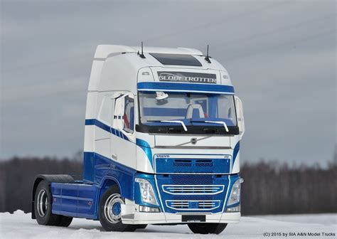 all volvo truck models volvo fh4 a n model trucks 1 24 andrey myakotkin a n