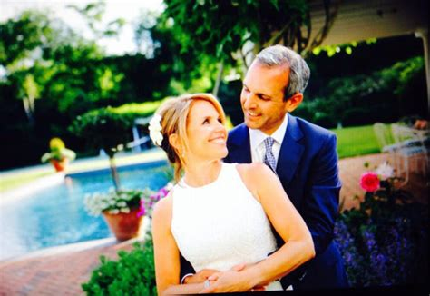 katie couric family pictures pics katie couric wedding hollywood life