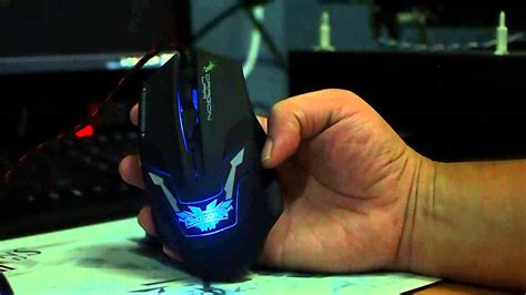 Mouse War Unicron Mouse Gaming test led war g8 unicorn gaming mouse