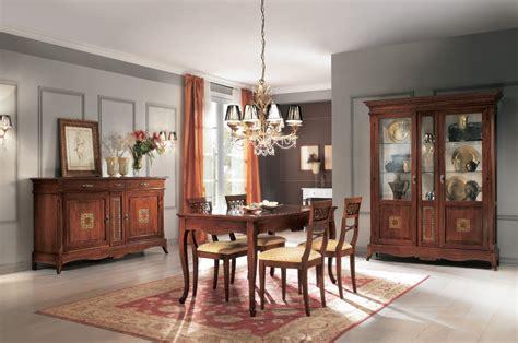 mobili per sala da pranzo classici soggiorni classici mobili sparaco