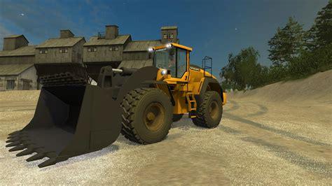 Tp Big volvo l250h v2 farming simulator 17 19 mods fs17 19 mods