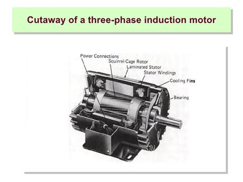 induction motor maintenance second lesson induction motor