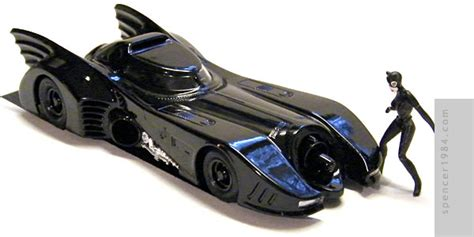 Aoshima Batman Returns 1989 Batmobile 132 Scale Model Kit 2012 charity auction batman returns batmobile