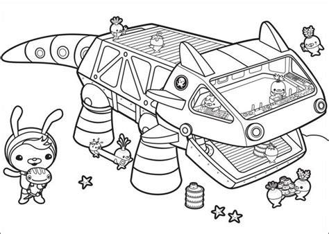 91 octonauts coloring pages online gallery of
