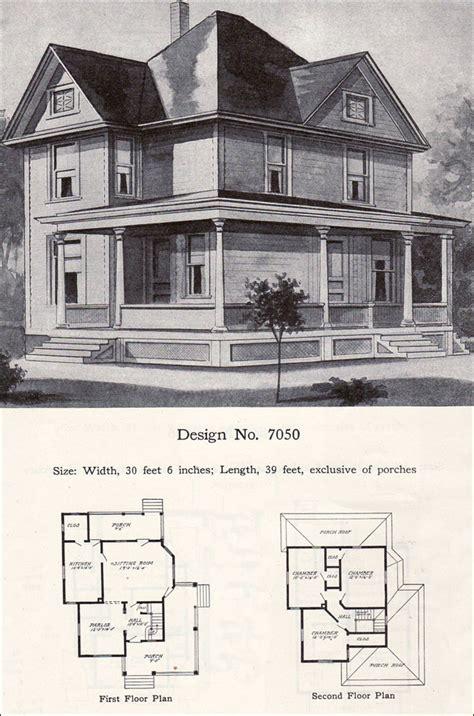 design house free no 1908 william a radford plan no 7050 free classic queen