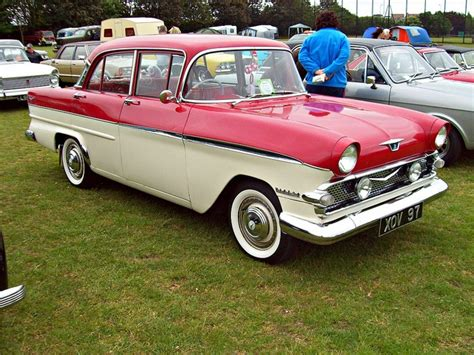 1959 Vauxhall Victor Related Infomation Specifications