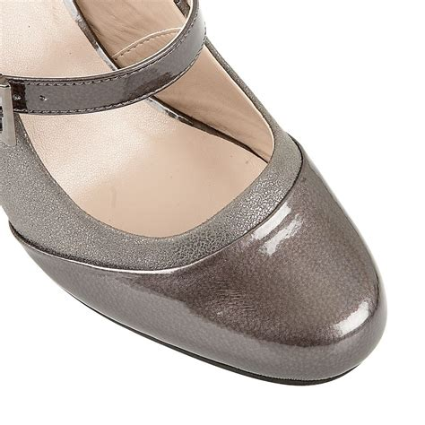 lotus rosette formal shoes in gray lyst